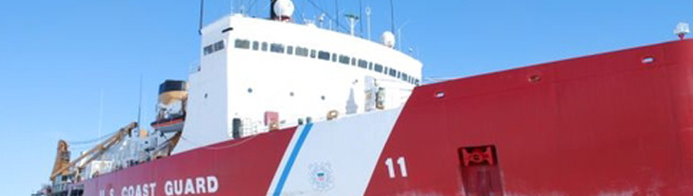 Image of a Coast Guard cutter.